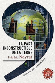 livre : La part inconstructible de la Terre
