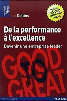 livre : De la performance à l'excellence
