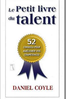 livre : Le petit livre du talent
