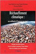 Réchauffement climatique : ces milliards d'hommes en trop de Jean-Michel Hermans, Jean-Claude Hermans et Thomas Malthus