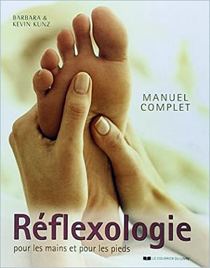 Livre : Réflexologie pour les mains et pour les pieds