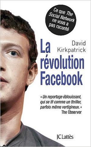 Livre : La révolution Facebook