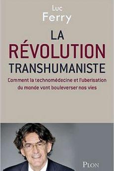 livre : La révolution transhumaniste