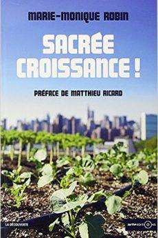 livre : Sacrée croissance