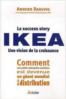 livre : La success story Ikéa