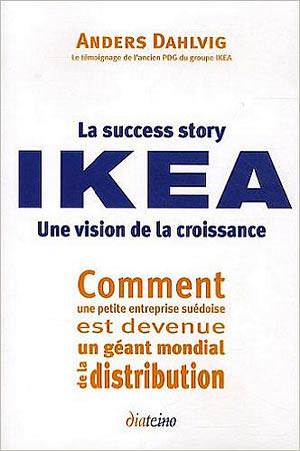 Livre : La success story ikea