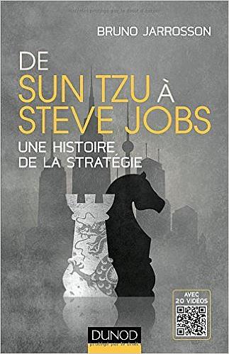 Livre : De Sun Tzu à Steve Jobs - Une histoire de la stratégie - different.land