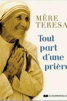 livre : Tout part d'une prière