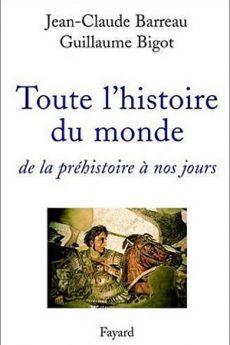 livre : Toute l'histoire du monde