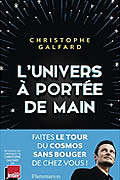 L'Univers à portée de main de Christophe Galfard