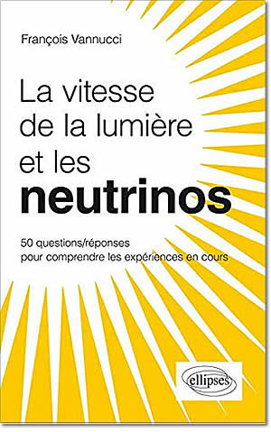 La vitesse de la lumière et les neutrinos