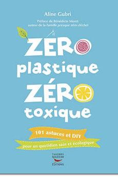 livre : Zéro plastique, zéro toxique