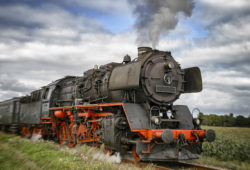 Le moteur à vapeur