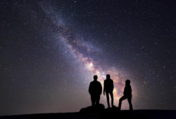 Les origines de l'astronomie