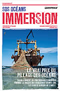 SOS Océans Immersion de Greenpeace