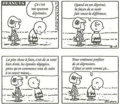 Peanuts : Bien profiter de sa dépression - different.land