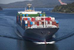 Les pollutions de l'industrie des transports maritimes