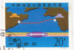 Les réseaux de câbles sous-marins