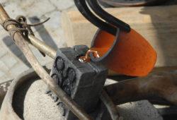 La sidérurgie