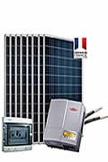 Kit solaire pour autoconsommation 2000W 8080Wh/jour