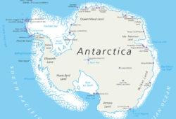 Les stations du pôle sud