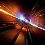 Image pour La vitesse de la lumière